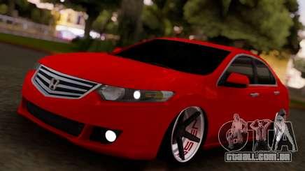 Honda Accord Red para GTA San Andreas