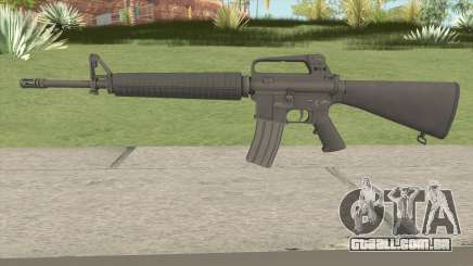 M16A2 HQ para GTA San Andreas