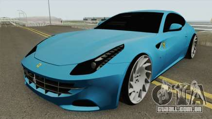 Ferrari FF SlowDesign 2011 para GTA San Andreas