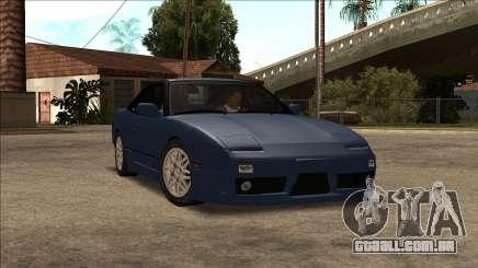 1998 Nissan 180SX Type X para GTA San Andreas