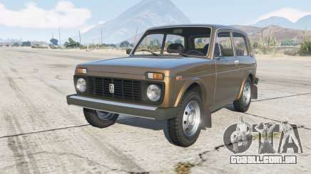 VAZ 2121 Niva [substituir] para GTA 5