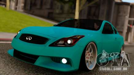 Infiniti G37 Classic Coupe para GTA San Andreas