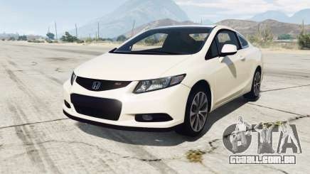 Honda Civic Si Coupe (FG) v1.1 [replace] para GTA 5