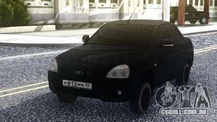 VAZ 2170 Elevados para GTA San Andreas