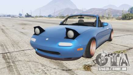 Mazda MX-5 stance v1.1 [replace] para GTA 5