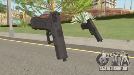 Glock P80 HQ para GTA San Andreas