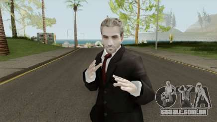 Mafia Skin from GTA IV v1 para GTA San Andreas
