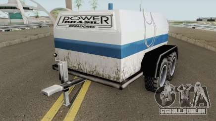 New Utility Trailer para GTA San Andreas