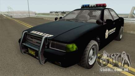 Sheriff Cruiser GTA V para GTA San Andreas