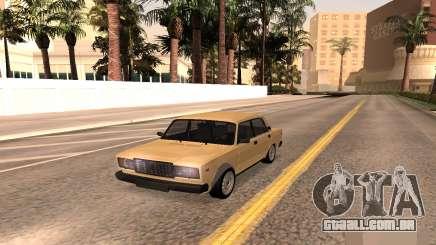 2107 De Combate Clássico Stoke para GTA San Andreas