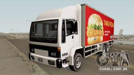 DFT 30 McDonalds Malaysia Spicy Chicken McDeluxe para GTA San Andreas