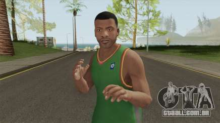 Franklin Casual GTA V para GTA San Andreas