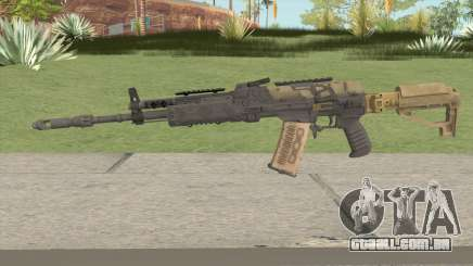 Call of Duty Black Ops 4: KN-57 para GTA San Andreas