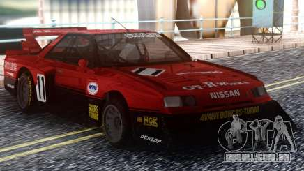 Nissan Skyline R30 Turbo Super Silhouette para GTA San Andreas