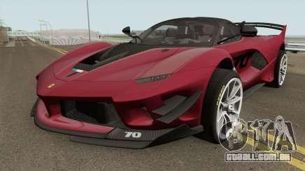 Ferrari FXX-K Evo High Quality para GTA San Andreas