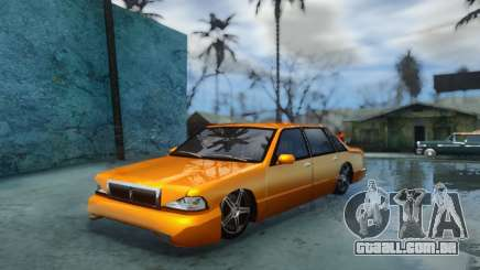 Taxi Low para GTA San Andreas