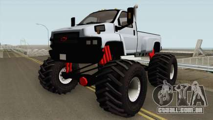 Chevrolet Kodiak C4500 Monster Truck 2008 para GTA San Andreas