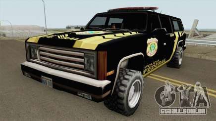Fbiranch - Policia Federal para GTA San Andreas