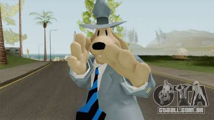 Sam (Sam and Max) para GTA San Andreas