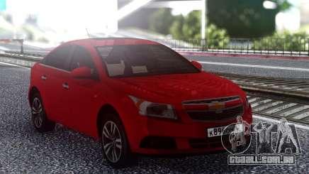 Chevrolet Cruze Red para GTA San Andreas