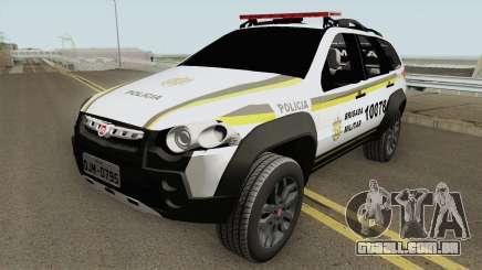 Fiat Palio Weekend Locker Patamo V2 para GTA San Andreas