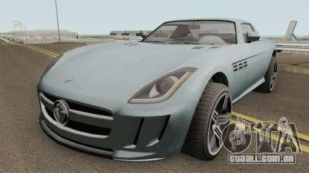 Benefactor Surano GT GTA V para GTA San Andreas