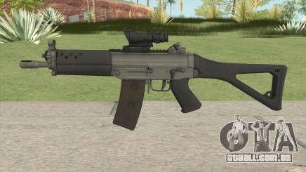 SIG SG-552 HQ para GTA San Andreas