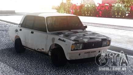 VAZ 2105 de Camuflagem para GTA San Andreas