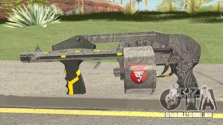 Shotgun (Special Troop) para GTA San Andreas
