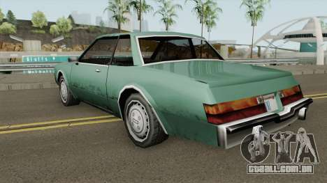 Ford Del Rey Beta (Majestic) para GTA San Andreas
