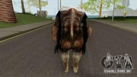 Anão-Eater (STALKER) para GTA San Andreas