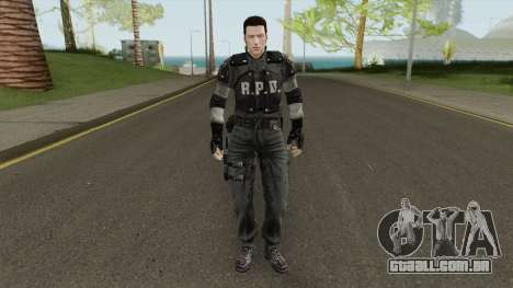 Claude Speed HD (RPD) para GTA San Andreas