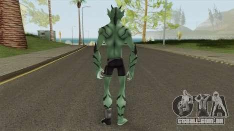 Lagoonboy Skin V1 para GTA San Andreas