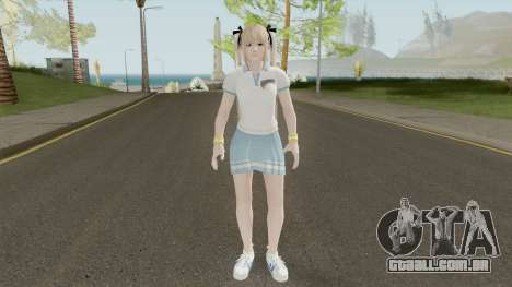 Dead Or Alive 5: Ultimate - Marie Rose Newcomer para GTA San Andreas