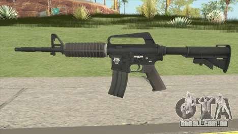 CS:GO M4A1 (HQ Skin) para GTA San Andreas