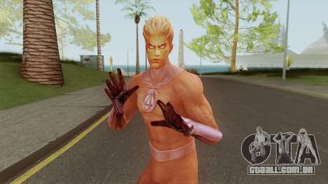 MFF Human Torch para GTA San Andreas