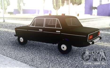 VAZ 2106 STOKE para GTA San Andreas