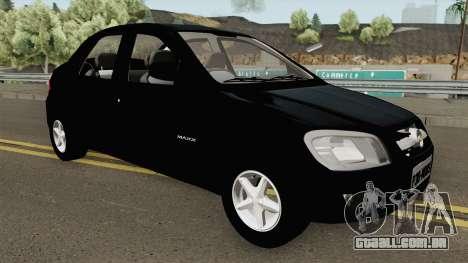 Chevrolet Prisma 2012 LT Maxx para GTA San Andreas
