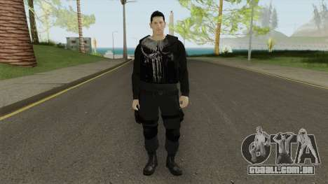 The Punisher para GTA San Andreas