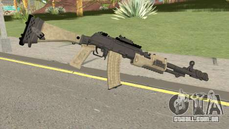 Call of Duty Black Ops 3: KVK-99mm para GTA San Andreas