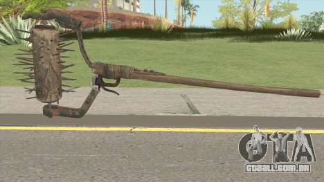 Weapon From Resident Evil 7 para GTA San Andreas