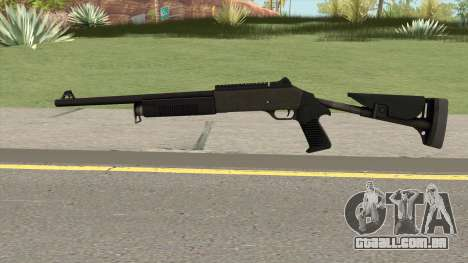 Battlefield 3 M1014 para GTA San Andreas