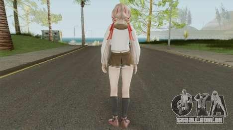 Risa Kubota para GTA San Andreas
