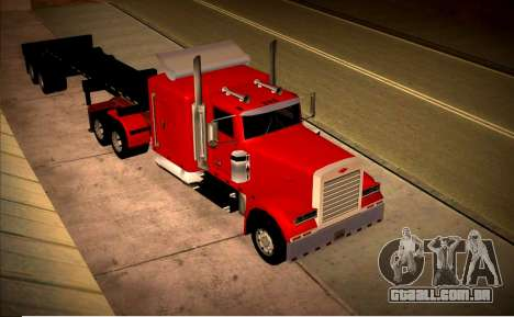 Peterbilt 359 SA Style para GTA San Andreas