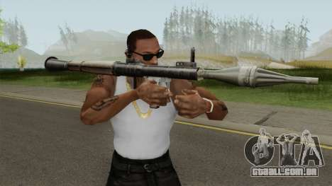 Insurgency MIC RPG-7 para GTA San Andreas