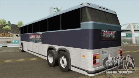 Motor Coach Industries (MCI) MC-12 1994 para GTA San Andreas