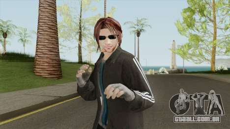 Random Skin 1 (With Glasses) para GTA San Andreas