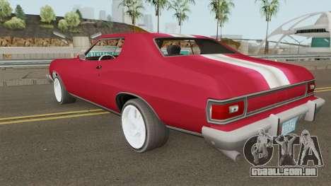 Ford Gran Torino 1974 para GTA San Andreas