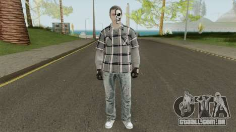 Roberto (GTA Online) para GTA San Andreas