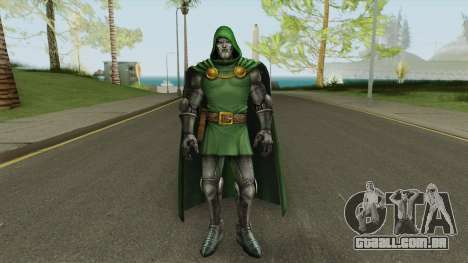 Marvel Future Fight - Doctor Doom para GTA San Andreas